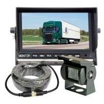 "MCK712 7"" MONITOR AND CAMERA KIT"