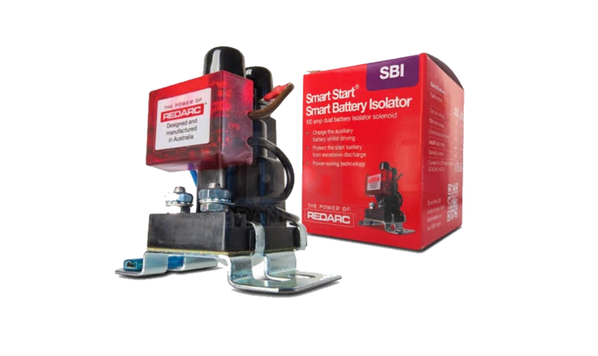 Redarc Dual Battery Isolator Smart Start